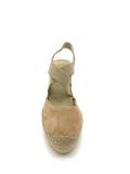 Espadrilles von VIdorreta Art 13400 Farbe Piedra