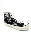 REPLAY mittelhohe Damen Sneaker KIDWELL black white