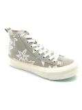 REPLAY mittelhohe Damen Sneaker KIDWELL silver white
