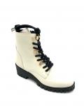 Donna Carolina Ankle Boot Art Nr.46.699.054-003 Bull Avorio